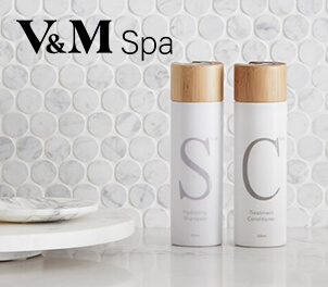 V&M Spa Products