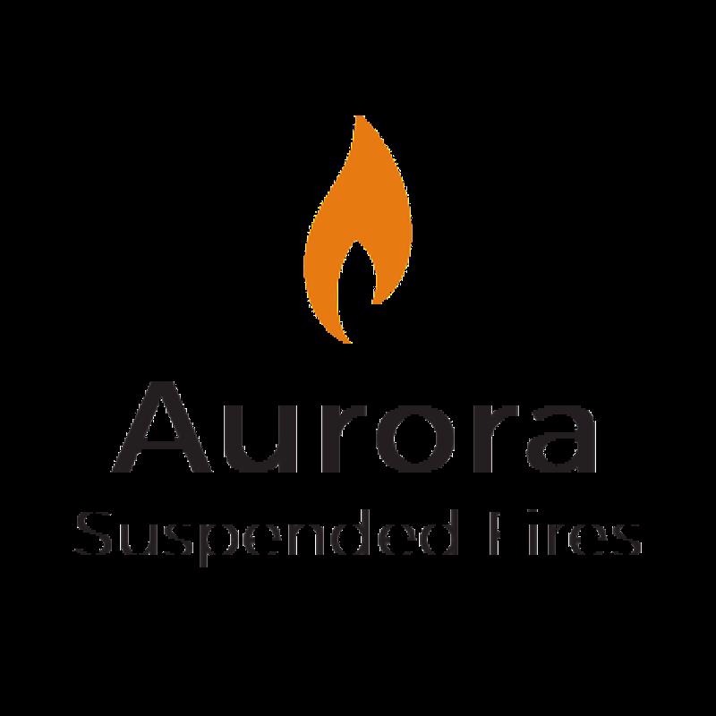 Aurora Suspended Fires