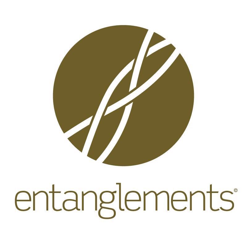 Entanglements Metal Art