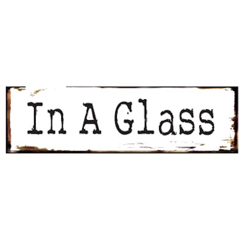 In A Glass