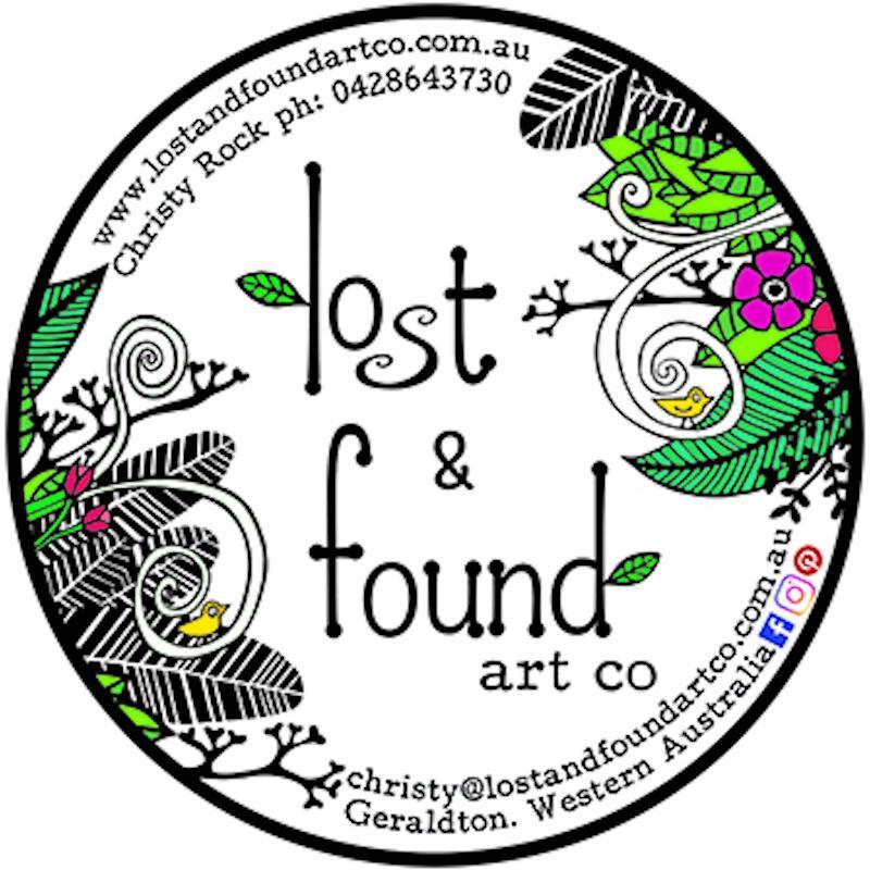 Lost & Found Art Co
