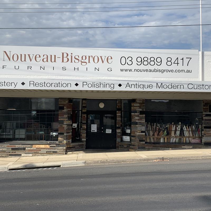 Nouveau Bisgrove