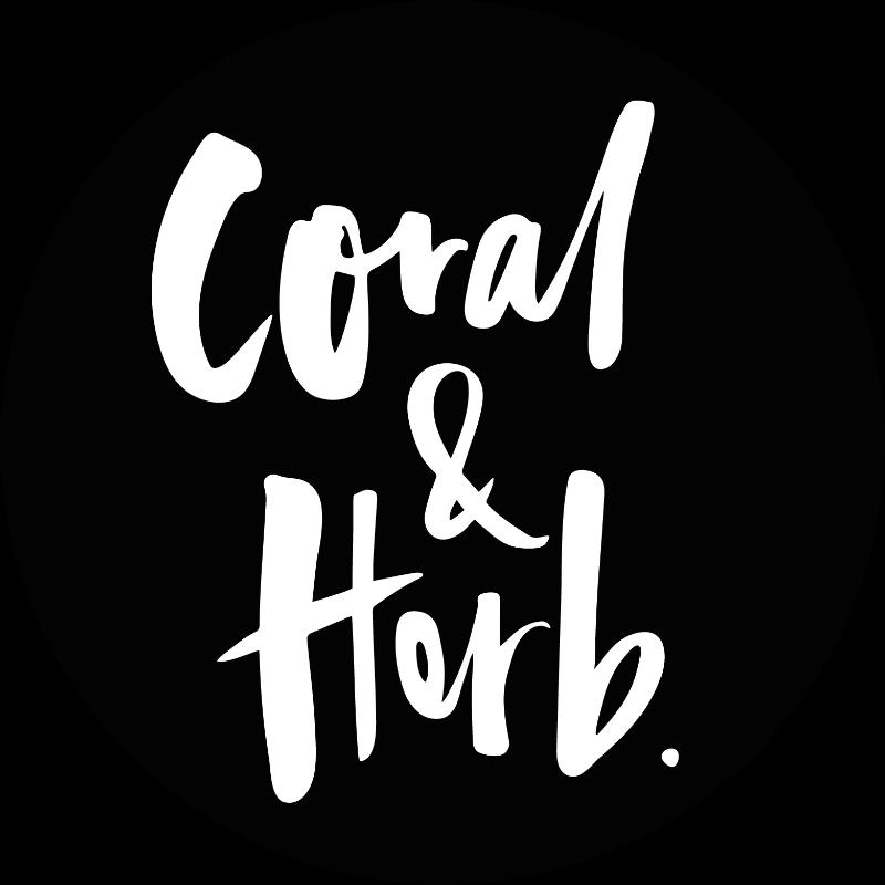 Coral and Herb