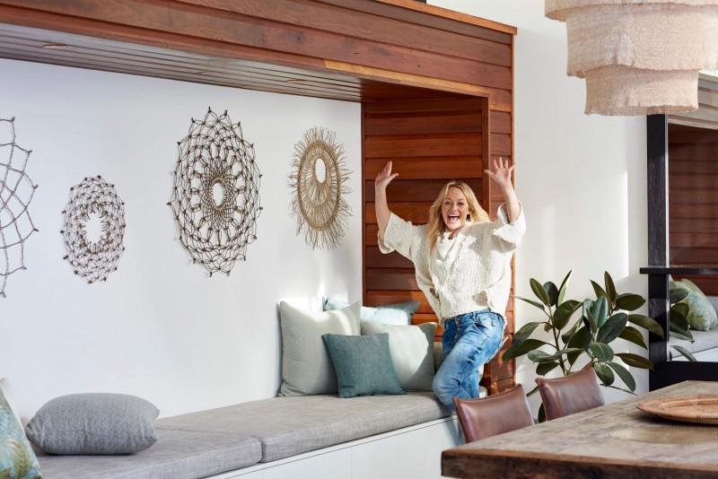 Shelley Craft's Byron Bay home