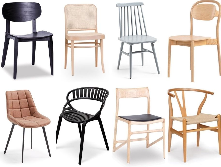 Which Dining Chair to choose?