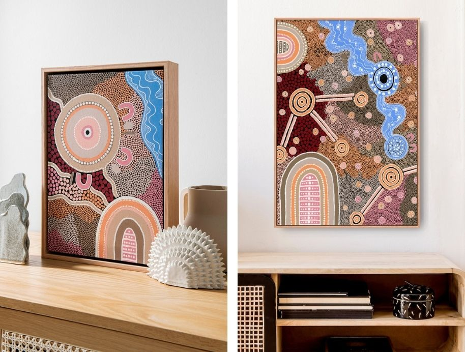 Aboriginal art - Nardurna