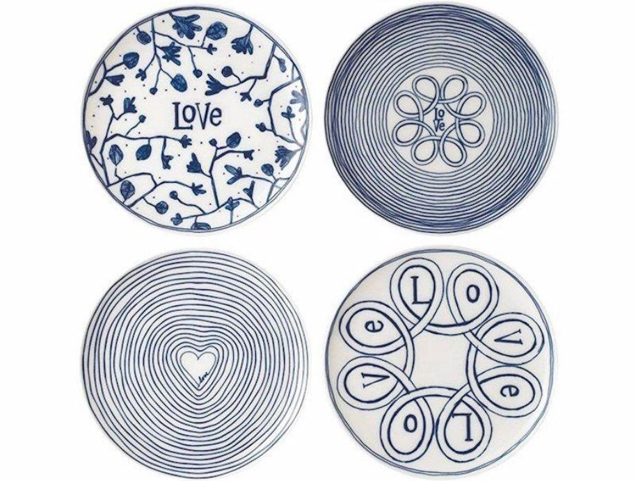 Ellen love plates