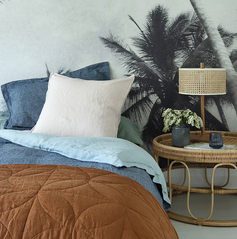 Bedtonic linen from The Block Shop