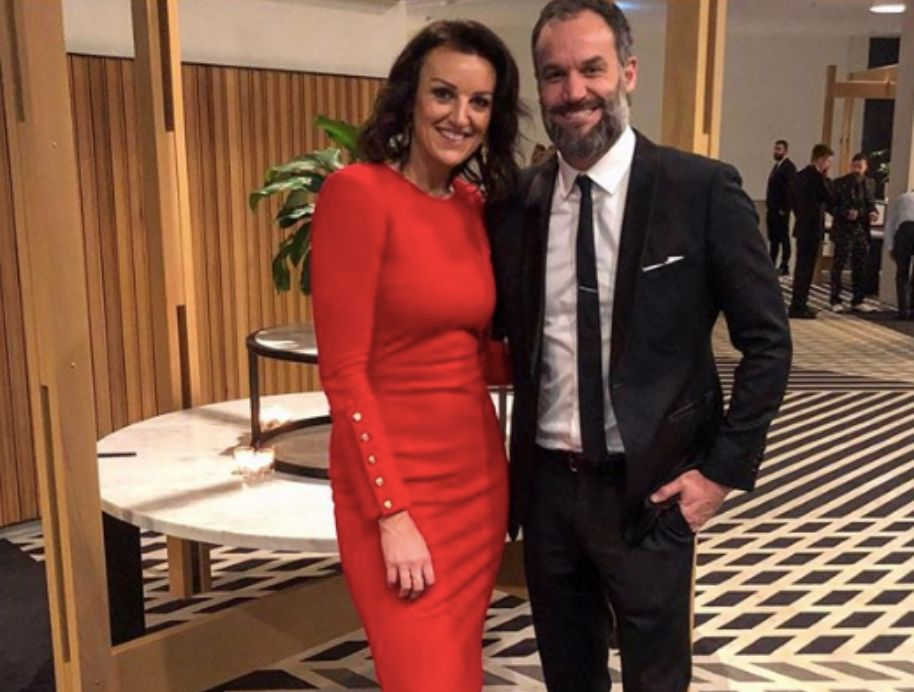 Bianca and MAFS star Mark Scrivens