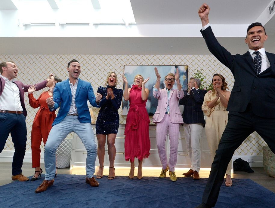 The Block Auctions 2019
