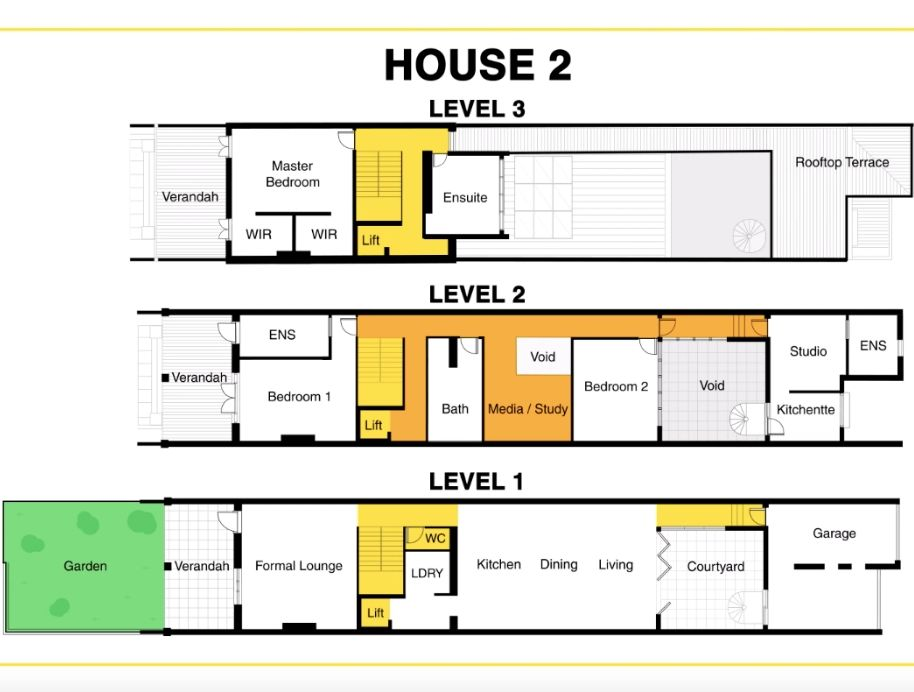 Tess and Luke Block floorplan