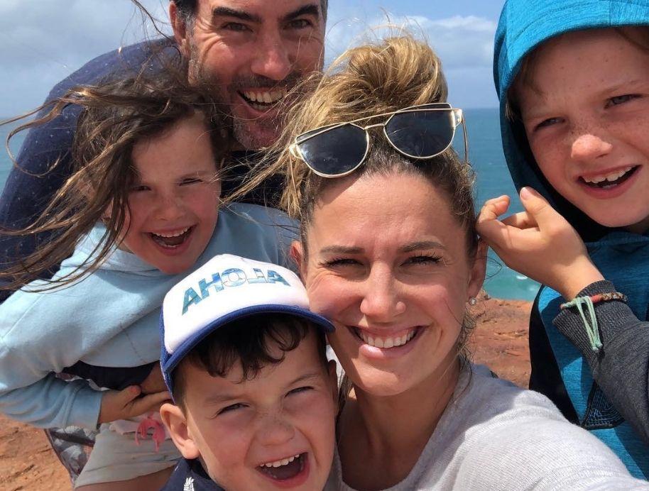 Matt and El'ise family