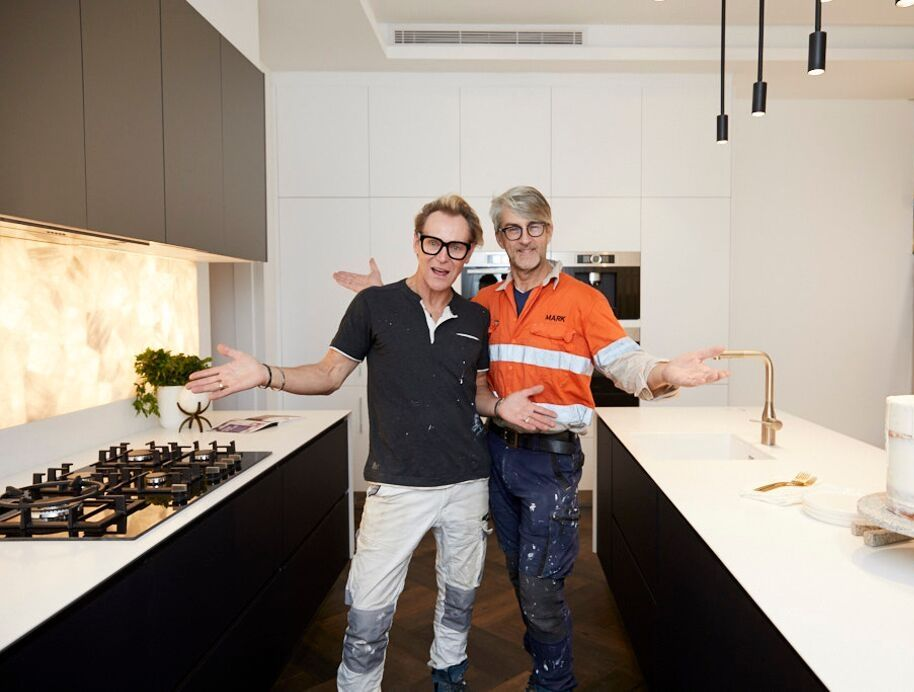 Mitch and Mark Kitchen