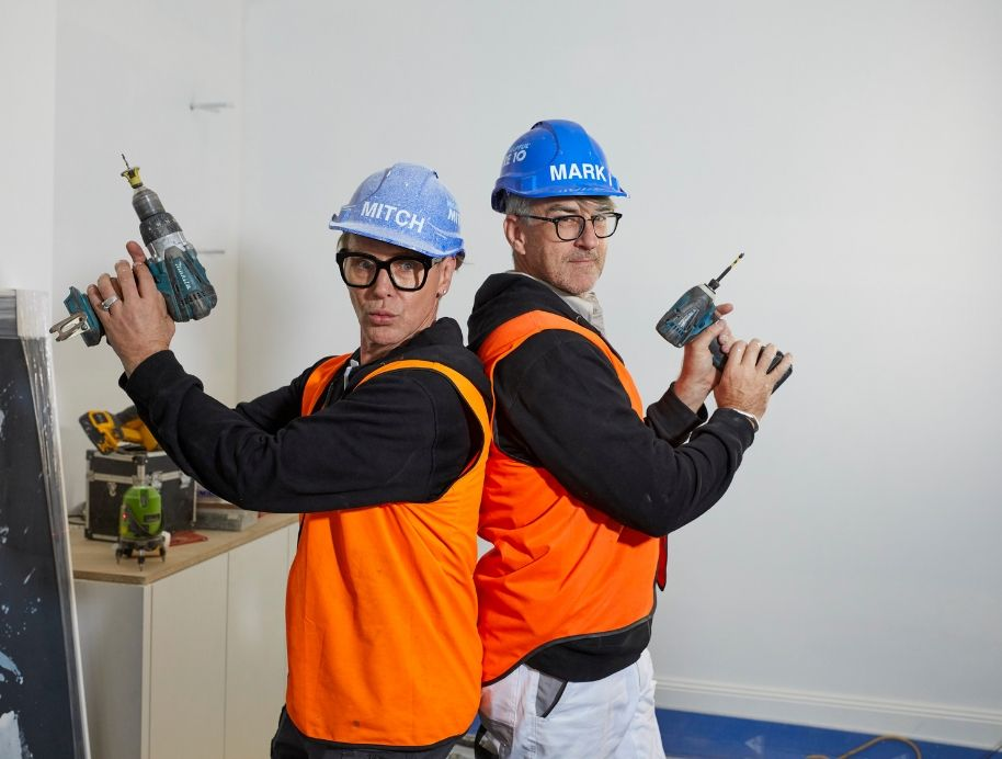 Mitch and Mark professional renovators