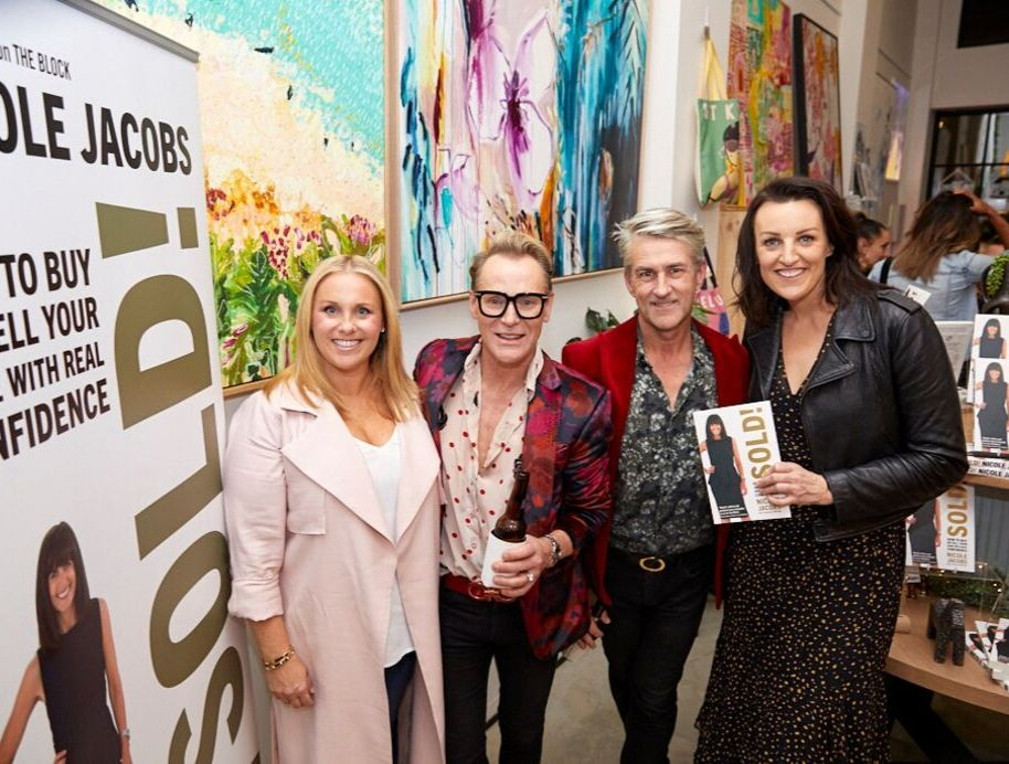 Nicole Jacobs Book Launch The Block