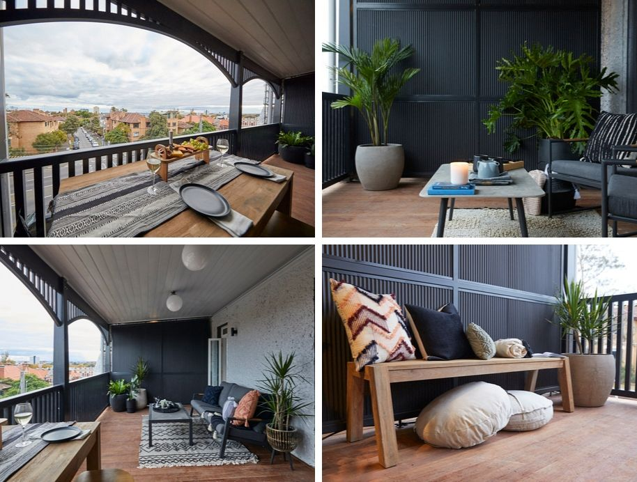 Tess and Luke Block Verandah Reveal