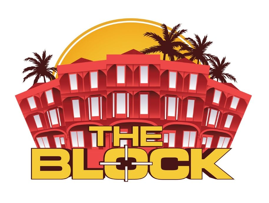 The Block 2019 logo