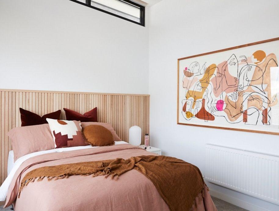 Daniel and Jade Block bedroom 2020