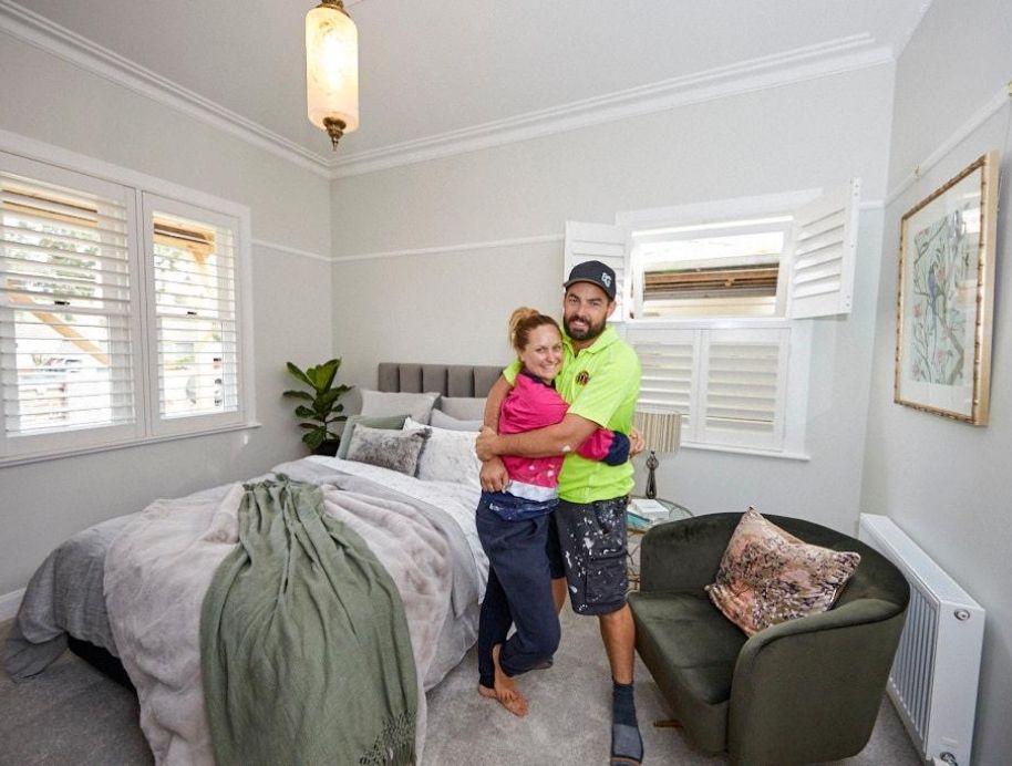 Daniel and Jade Guest bedroom