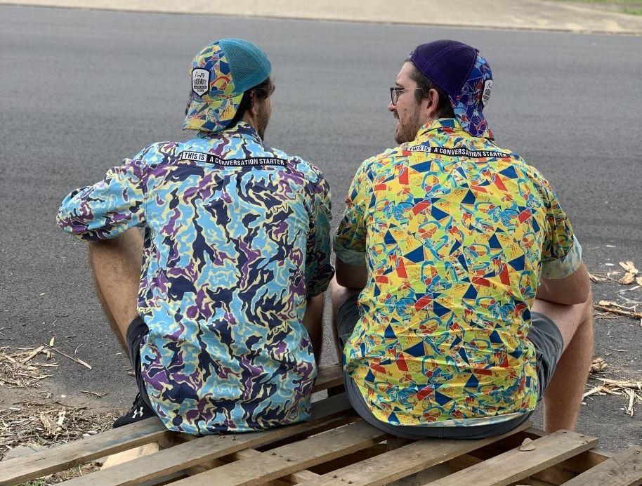 Ed and Dan of Trademutt