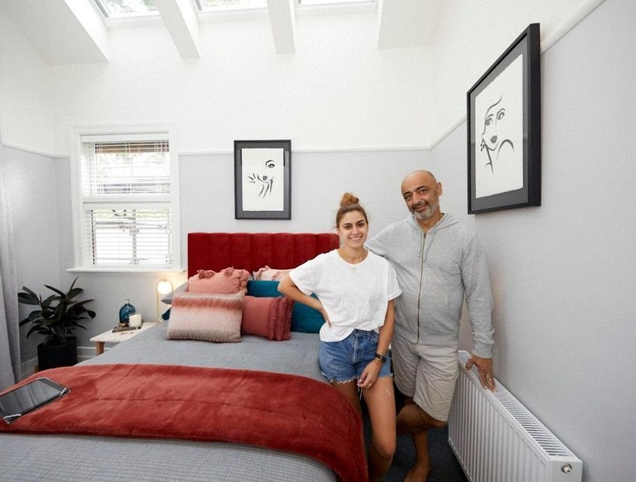 Harry and Tash Guestbedroom 1