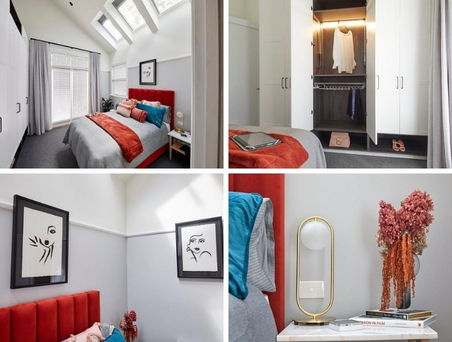 Harry and Tash Guest Bedroom
