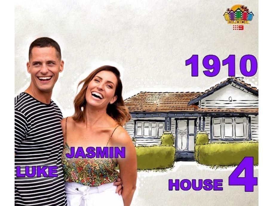 Luke and Jasmin house 4