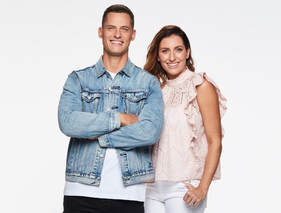 Luke and Jasmin 2020 Block contestants
