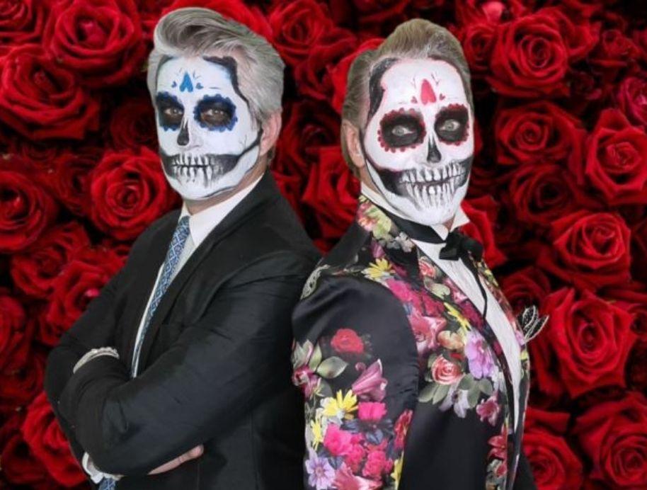 Mitch and Mark halloween