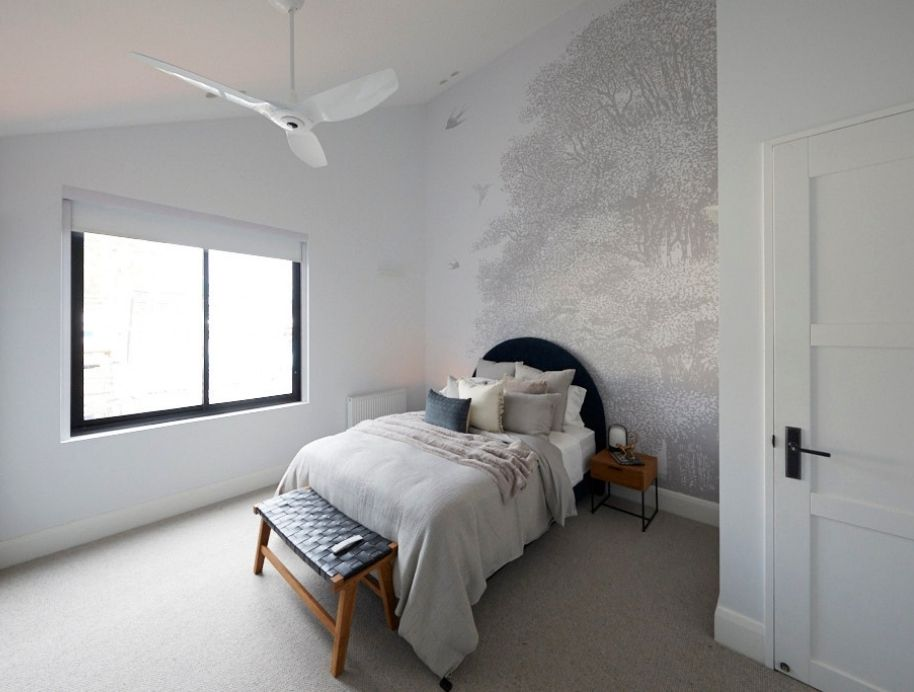 Sarah and George Guest bedroom 2 The Block 2020