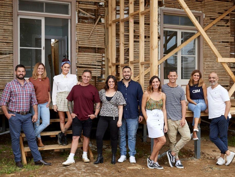 The 2020 Block contestants