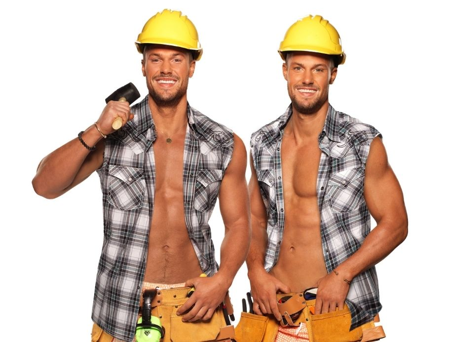 Josh and Luke Block contestants