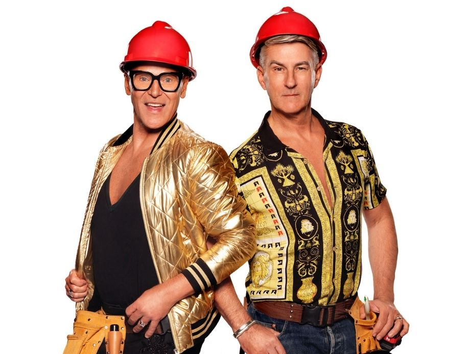 Mitch and Mark - The Block 2021