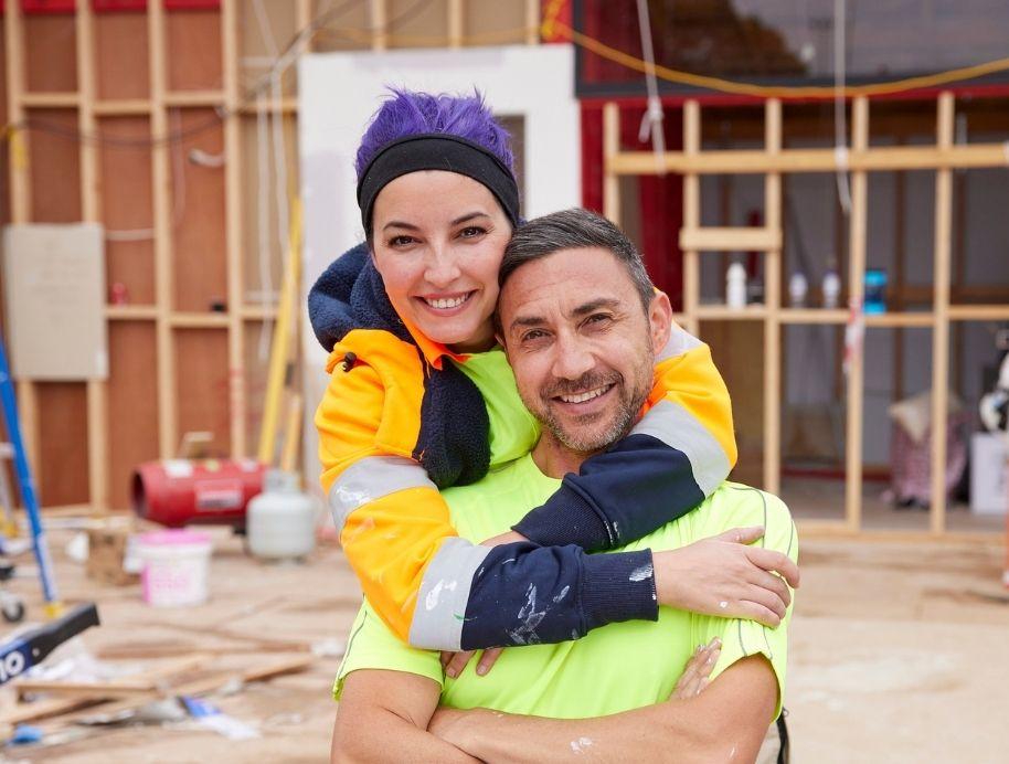 Tanya and Vito The Block