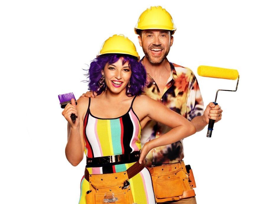 Tanya and Vito - The Block 2021