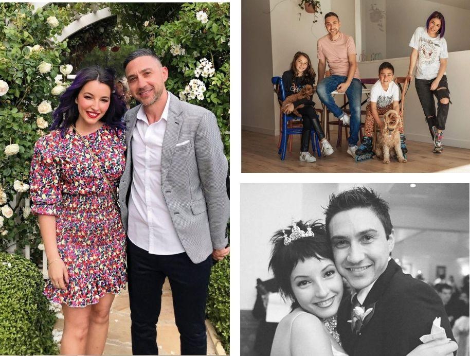 Tanya and Vito family