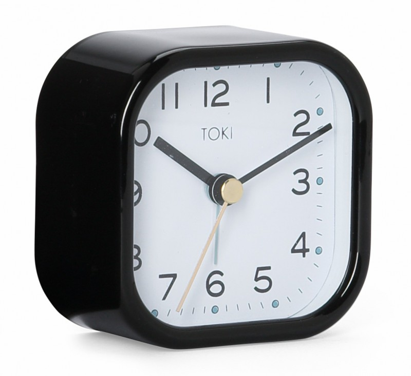 Toki free gift with purchase alarm clock
