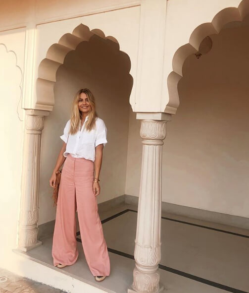 Elyse Knowles India