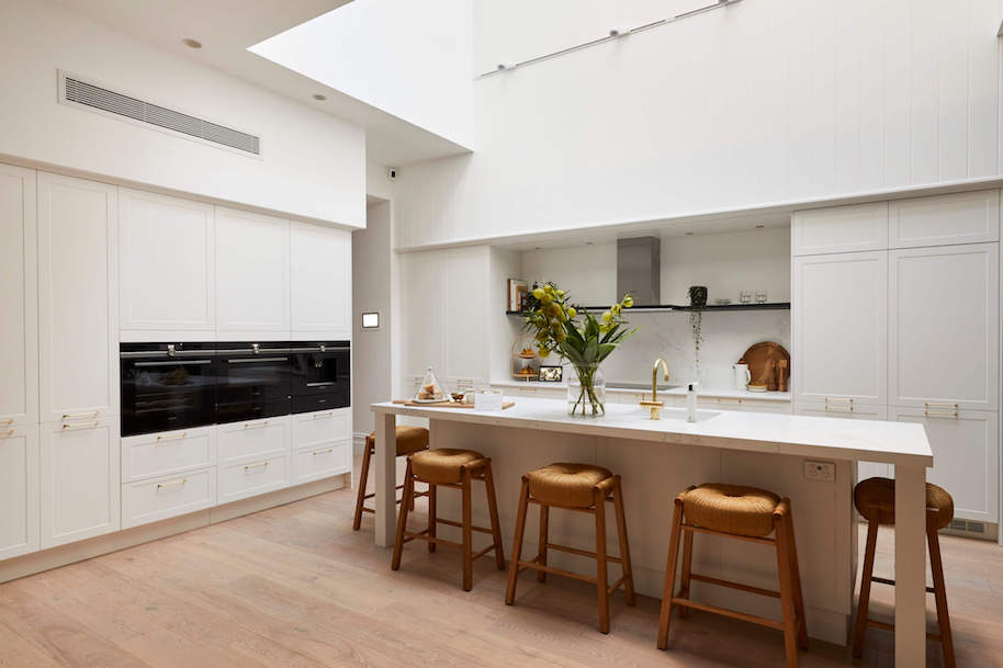 Deb and Andy winning kitchen reveal The block 2019