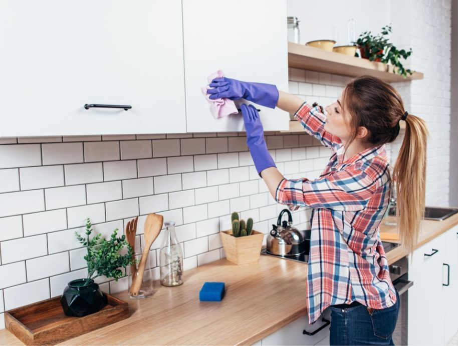 Cleaning Tips - The Block