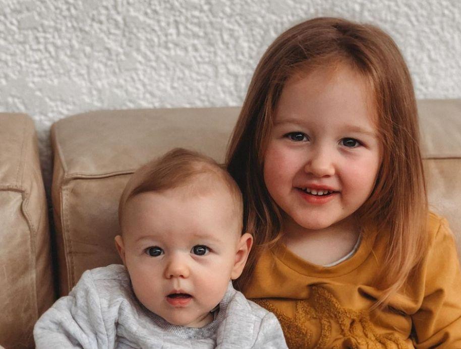 Josh and Jenna kids