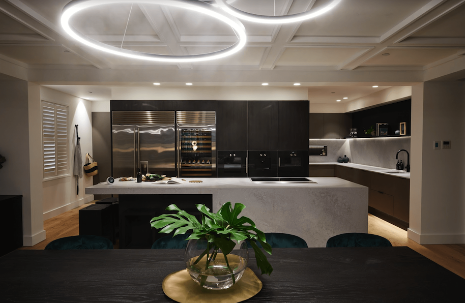 Kerrie and Spence winning kitchen reveal The Block 2018