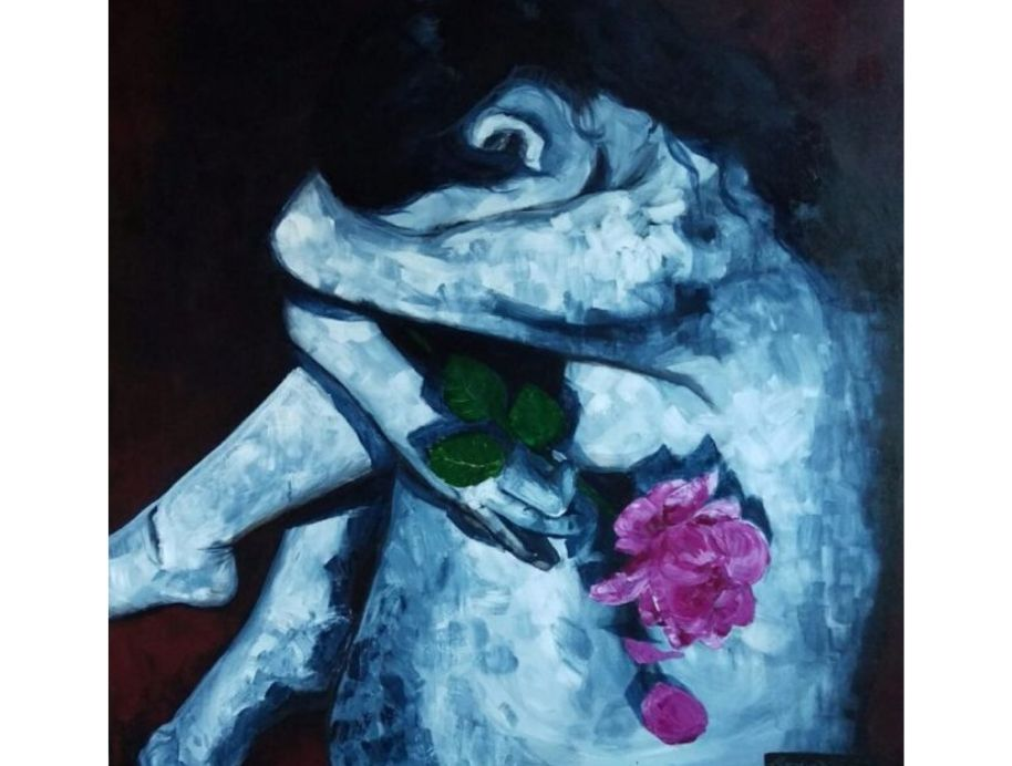 Kiss From A Rose, Art Lovers Australia