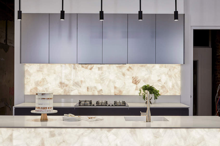 Mitch and Mark Kitchen reveal The Block 2019