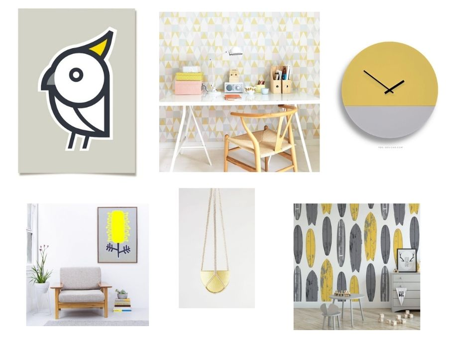 Pantone colour of the year inspiration