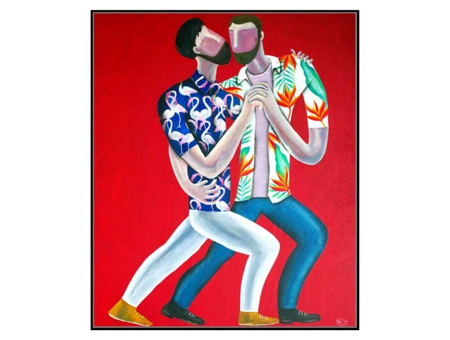 Tango Block Shop Art