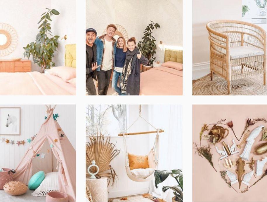 The Block Shop Instagram
