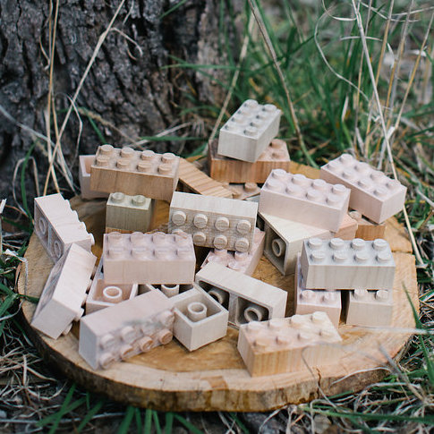 Large Mokulock Wooden Bricks available through Vines of the Wild Photo Credit: Laura Mahony Photography