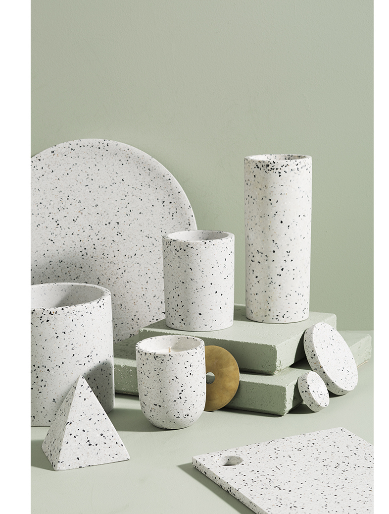 We're mad about Terrazzo!