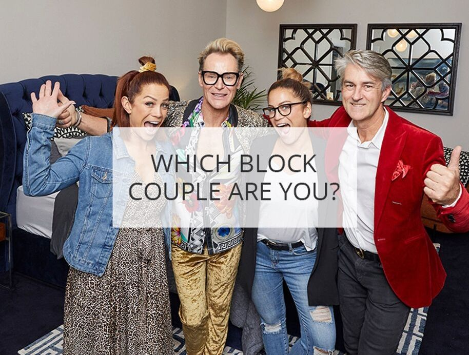 Which Block couple are you